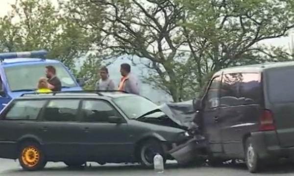 Пак жертва на пътя: Катастрофа в посока Железница