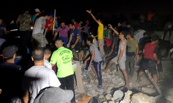 Таен склад с боеприпаси в джамия се взриви в Багдад
