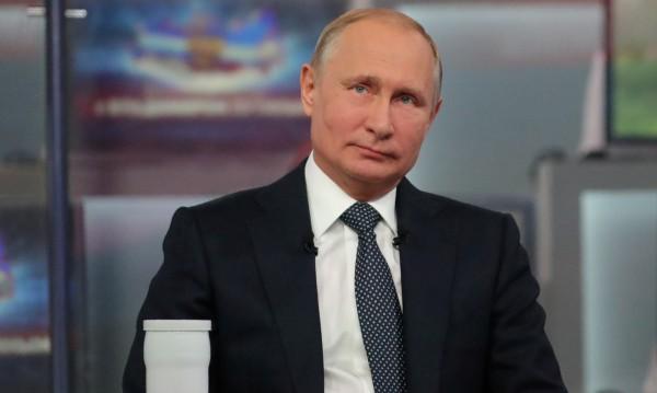 Путин: Скрипал не са отровени с бойно отровно вещество