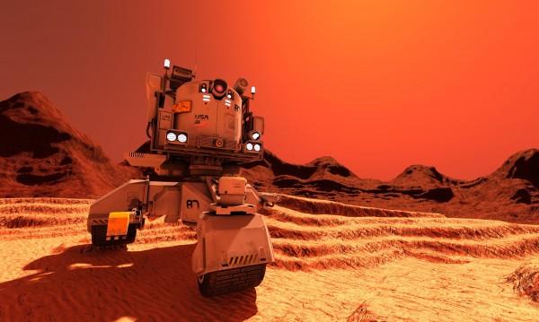 Органични молекули на Марс, има ли живот на Червената планета?