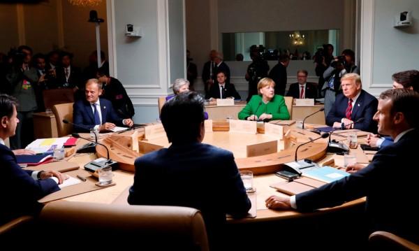 Страните от Г-7 ще си сътрудничат срещу намеси в избори