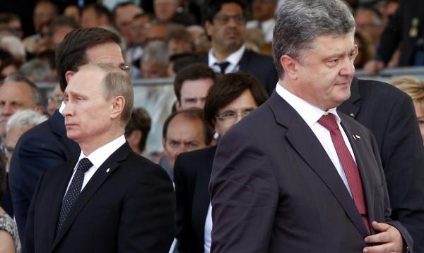 Путин и Порошенко обсъдили размяната на пленници