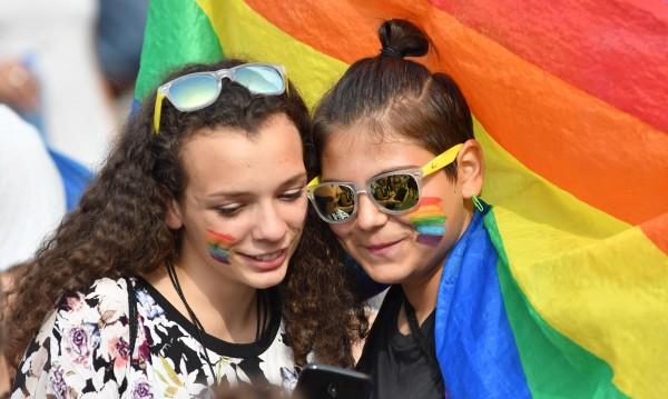 Послание от гей парада: Различието е различие, приемете го!