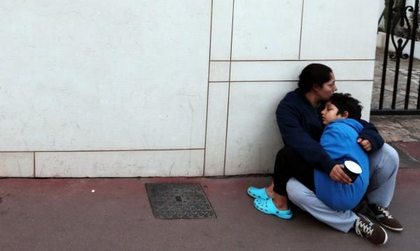 Просяците в Тулуза – бити, трябвало да заработват по €400 на ден