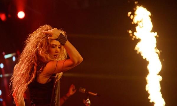 След 7-годишна пауза: Шакира на турне