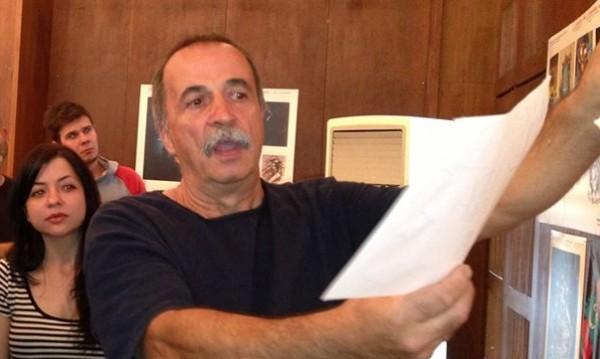 Почина бащата на Чоко и Боко – аниматорът Румен Петков