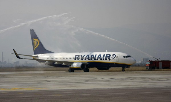 Пак гаф на Ryanair. 200 блокирани на летище в Рим!