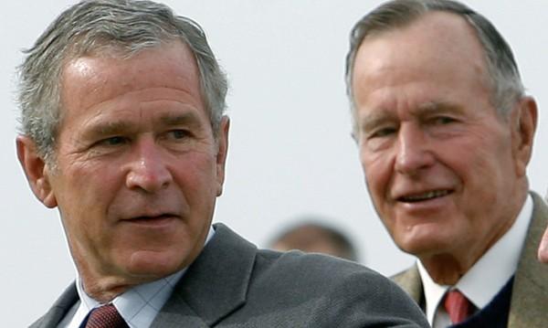 Джордж Буш-старши празнува 94!
