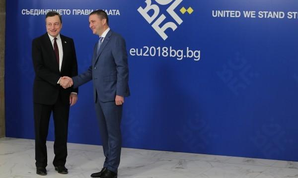 Склонихме: Влизаме в банковия съюз и чакалнята за еврото