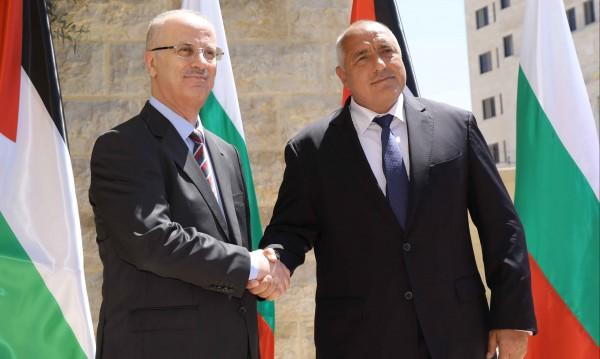 Борисов: Толкова много ми се иска да има мир в Близкия изток!
