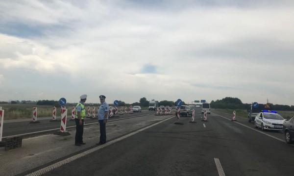 """Ремонтът свърши: Отпушват 22 км от """"Тракия"""""""