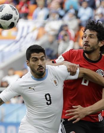 Прокобата над Уругвай падна след победа над Египет