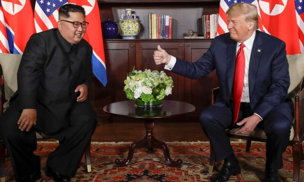 Филм показа Ким като миротворец от световна величина!?
