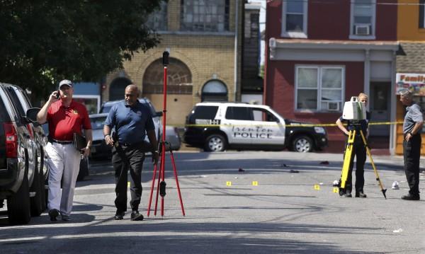 Стрелбата в Ню Джърси, заради конфликт на банди