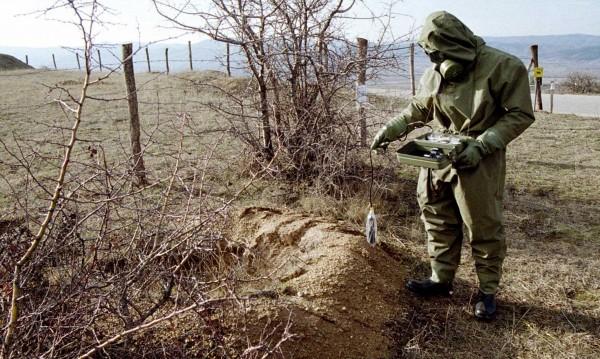 Онкоболни в Сърбия съдят страни от НАТО заради урана