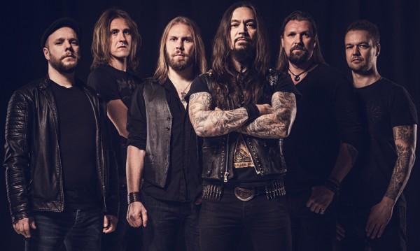 """Amorphis и Soilwork с шоу  на """"Тангра Мега Рок"""""""