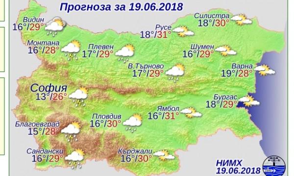 Синоптиците прогнозират: След 9 юли без прогноза за времето!