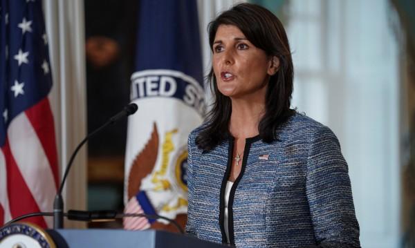 САЩ се изтеглят от Съвета за човешките права към ООН