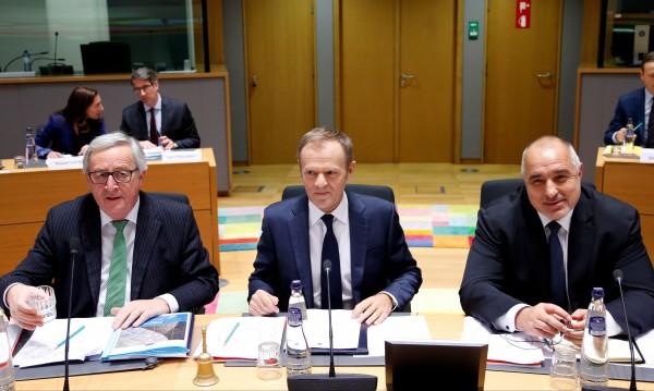 Викат Борисов в Брюксел за миграцията