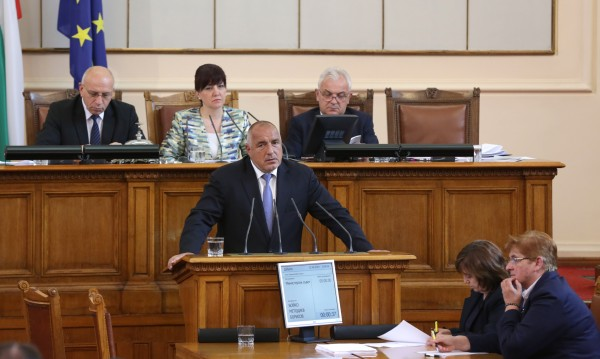 Предложението на Борисов към Брюксел: 4 точки срещу мигрантите!