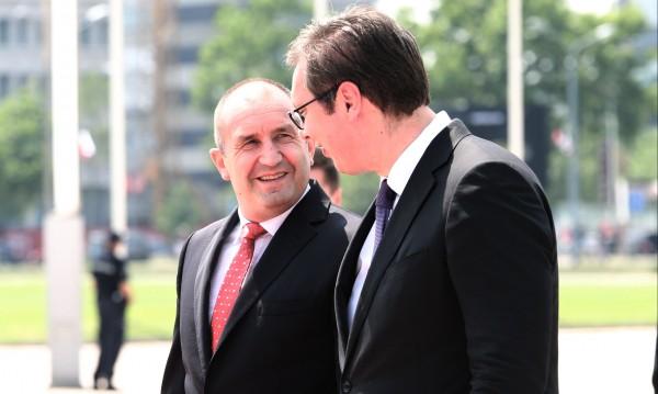 Вучич: Няма нито един сърбин, който да не обича българите!