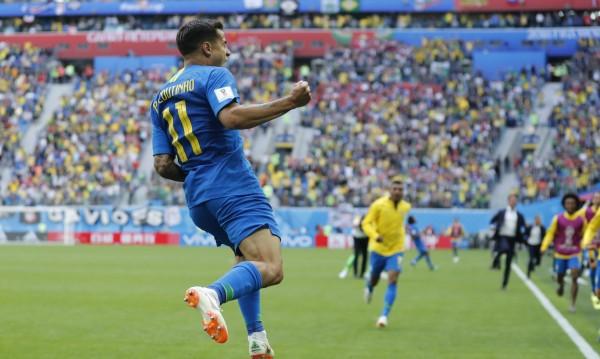 Бразилия взе победата над Коста Рика с 2 гола в продължението