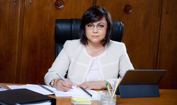 Нинова: Европа трябва да е спасена, България не може да е буфер!
