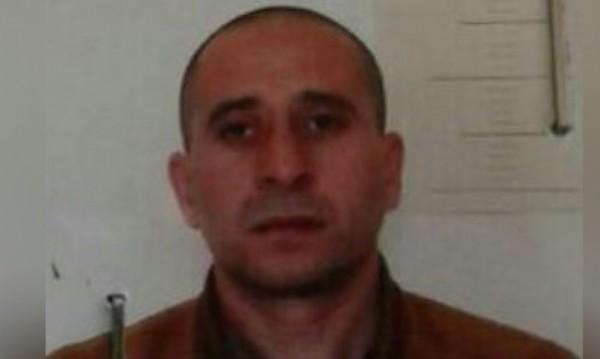 Избягалият затворник Борис Иванов е задържан