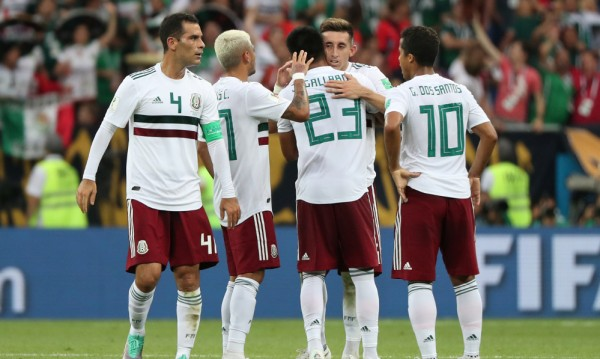 Мексико победи Южна Корея, гледа към 1/8-финалите