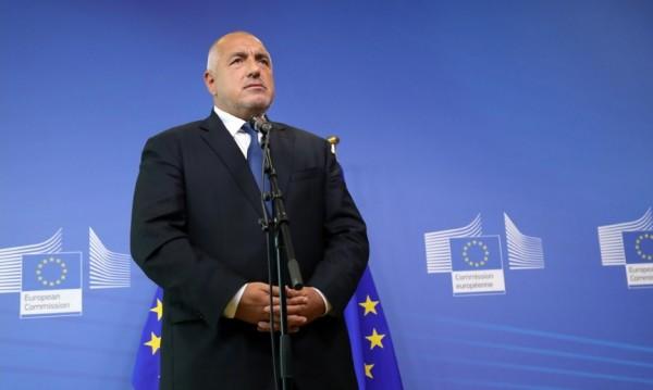 Борисов доволен: Всички лидери от ЕС ни поздравиха!