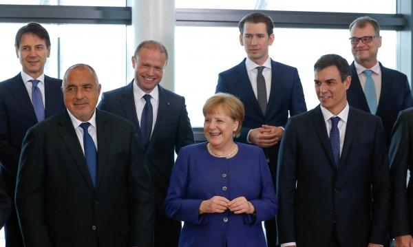 Ангела Меркел видя добра воля от срещата в Брюксел