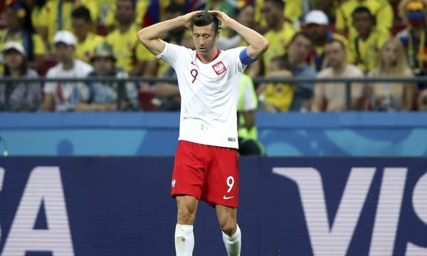 Левандовски се хвана за главата: Колумбия ни смаза!