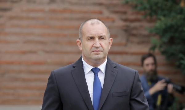 С вяра в развитието на района: Радев поздрави Ердоган