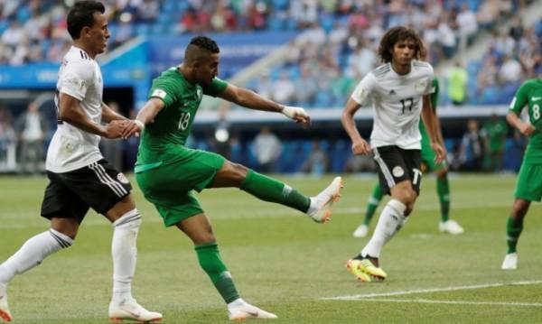 Саудитска Арабия с първа победа, обърна Египет за 2:1