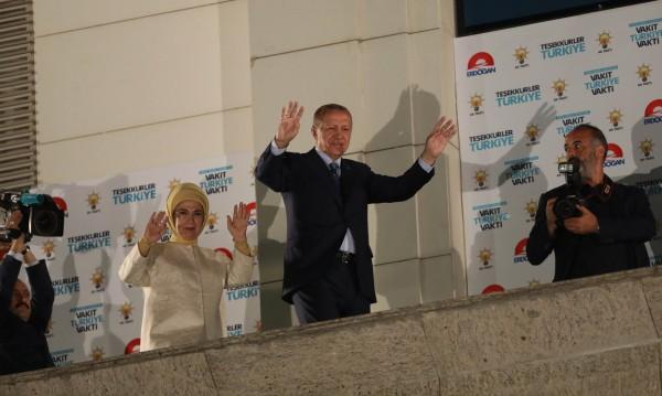 ЕС не поздрави Ердоган с победата