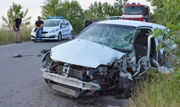 Пияната шофьорка се предаде – месец след мелето край Труд!