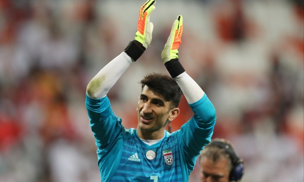 Принцът на Персия – бездомникът от Иран, който стана футболен национал