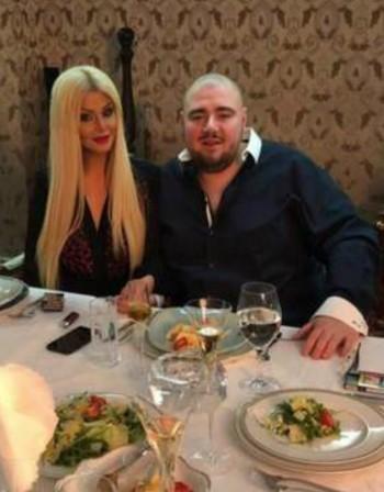 Гущеров и Светлана Василева вдигат тежка сватба в София