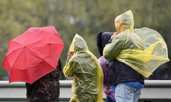 Не забравяйте чадърите, ще вали като из ведро