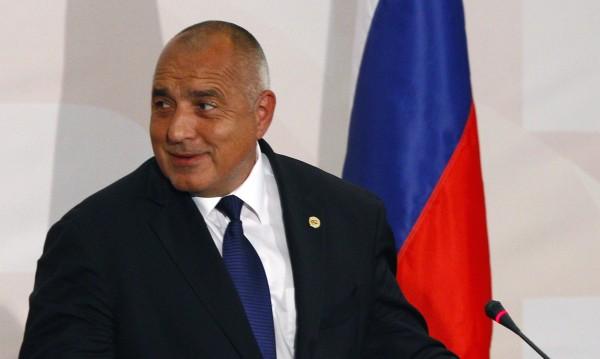 Борисов хвали Турция за мигрантите пред руски вестник