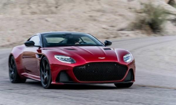 Aston Martin показа сериозен конкурент на Ferrari