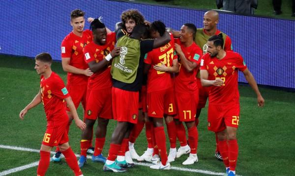 Белгия надигра и победи Англия, натресе се в трудния поток