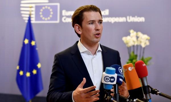Австрия няма да приеме мигранти, върнати от Германия