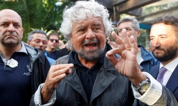 Бепе Грило: В България депутатите се избират чрез жребий!