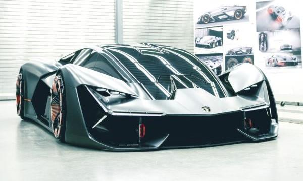 Lamborghini показа първия си суперхибрид