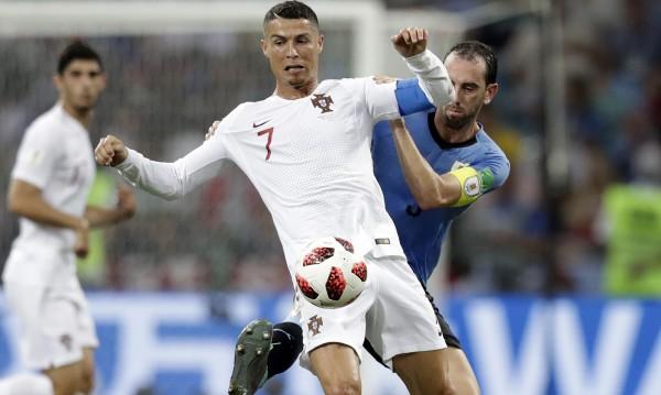 И Роналдо е аут! Уругвай би шута на Португалия