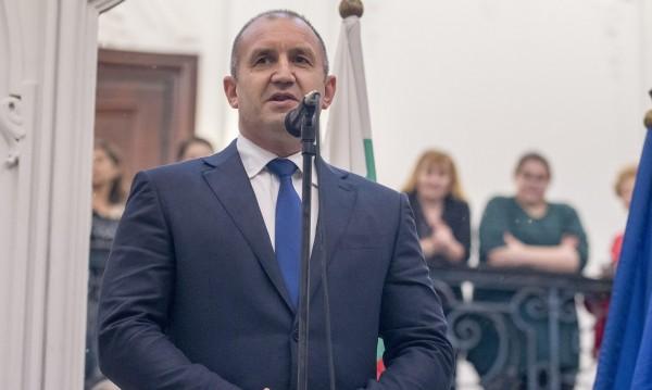 Президентът за Божидар Димитров: Остави своя следа!