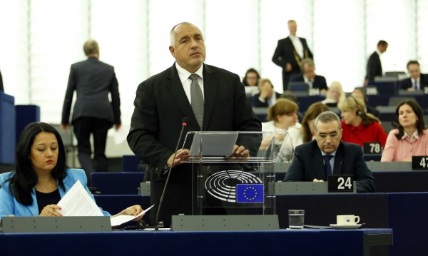 Борисов пред ЕП: Най-големият успех – Западните Балкани