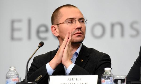 Джамбазки към Борисов: Поздрави за мигрантите!