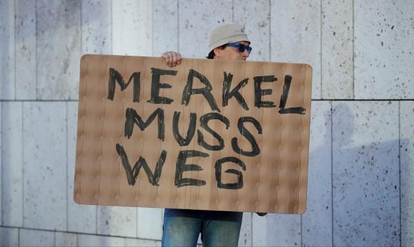 Меркел – един отслабващ лидер в края на кариерата си